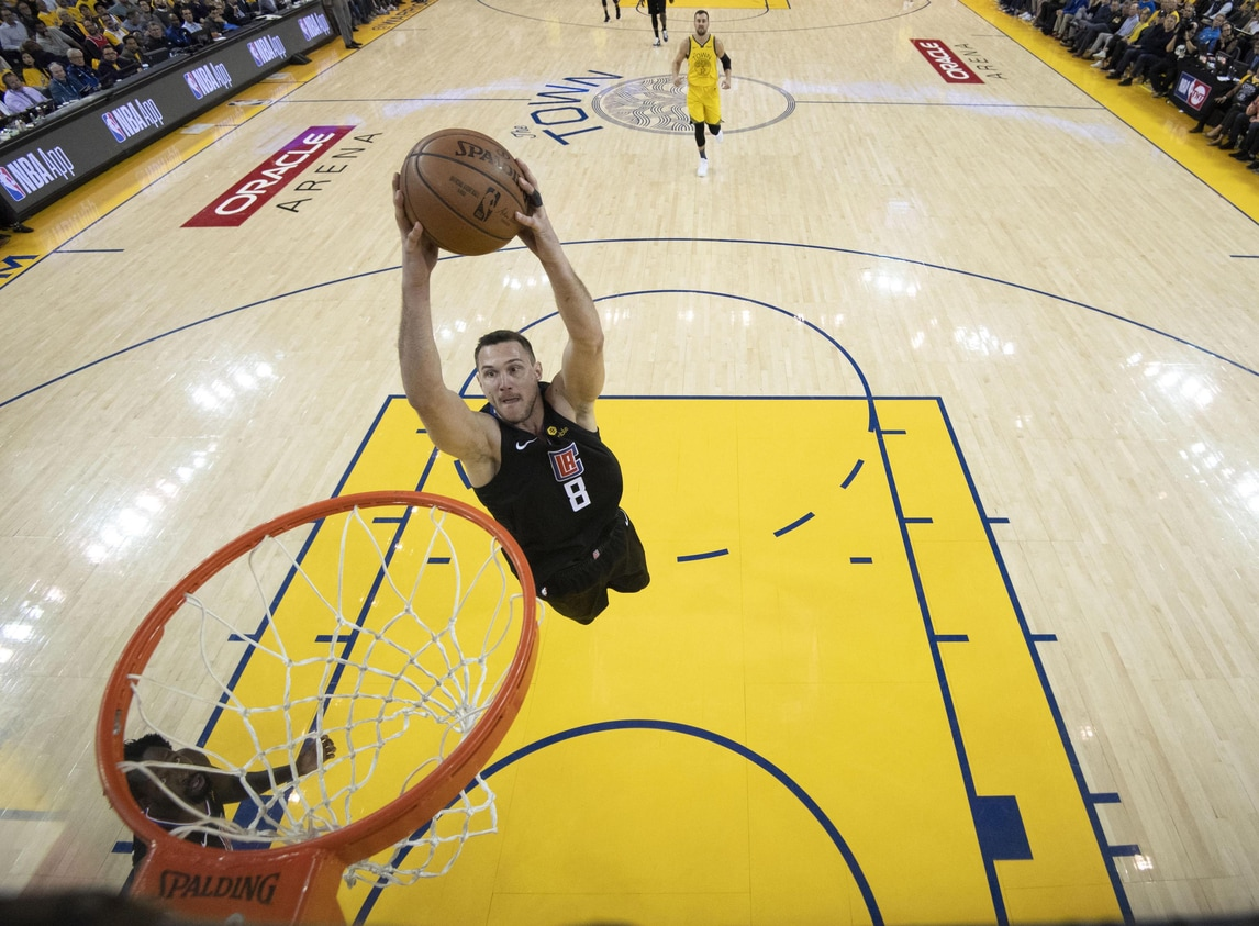 NBA playoff, Gallinari ei Clippers volano: Warriors ko. Sorride Phila