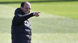Juve-Ajax, la probabile formazione di Allegri