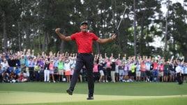 Golf, scommette su Tiger Woods e vince 1.190.000 dollari