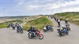 Tutto pronto per il raid di InMoto: 'On the road, on the beach'