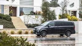 Mercedes Classe V, la prova al volante FOTO