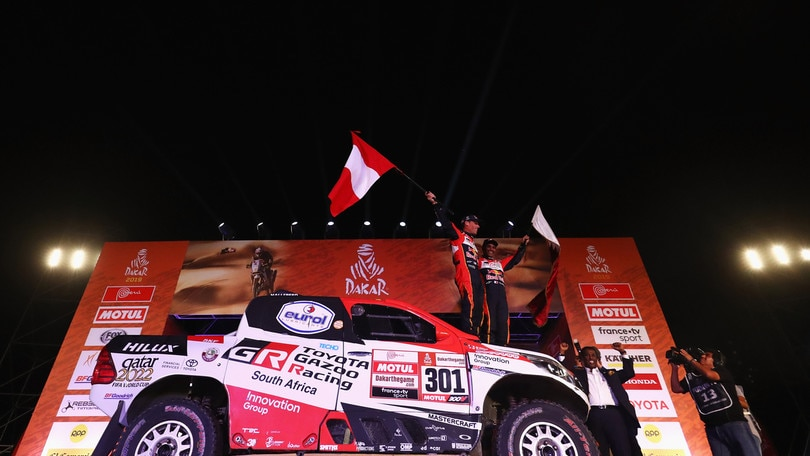 Rally, dal 2020 la Dakar in Arabia Saudita