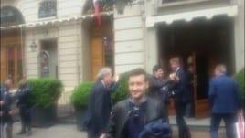 Torino, Van der Sar al pranzo Uefa