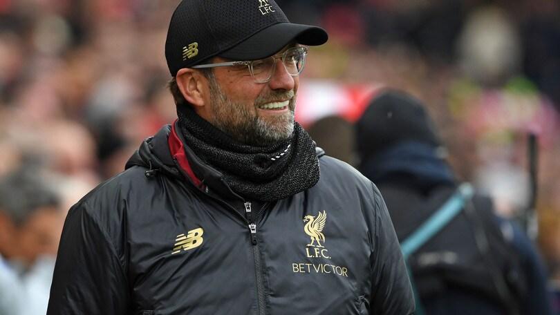 Liverpool, Klopp: «Mané e Salah sono rivali: vince chi fa più gol»