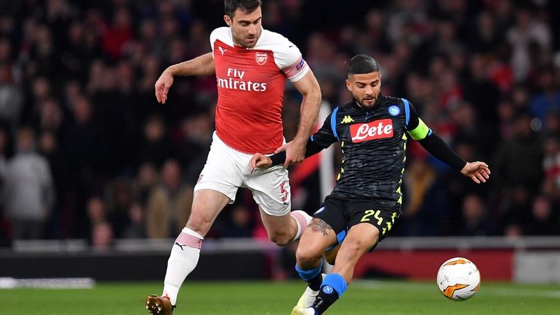 Napoli, parla il questore: «Arsenal? Non c'è particolare allarme hooligan»