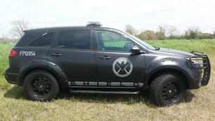 Acura MDX: gli Avengers vendono il SUV FOTO