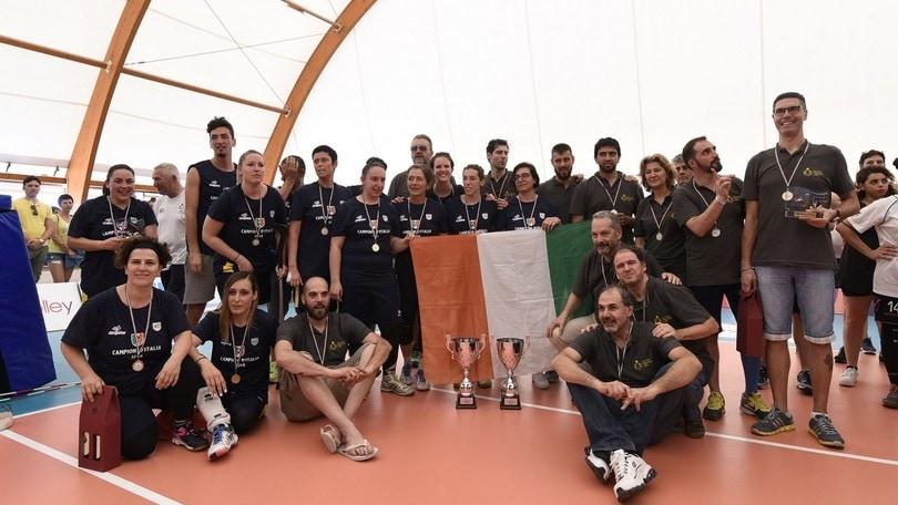 Sitting Volley: tutto pronto per il terzo campionato italiano