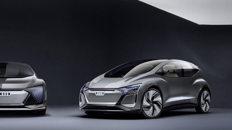 Audi AI:ME Concept, l'elettrico a Shanghai