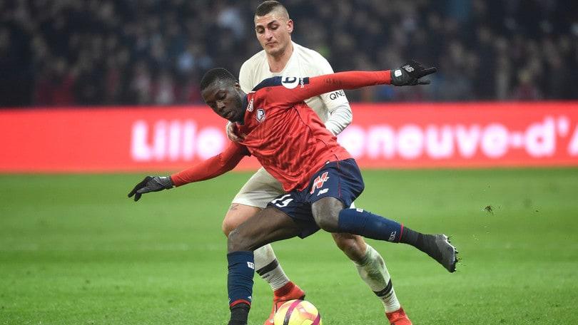 Lopez, presidente Lille: «Pépé partirà quest'estate». Inter avvisata