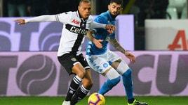 Serie A Parma, terapie per Biabiany e Inglese