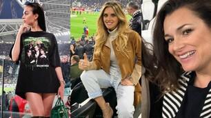 Juve-Ajax, Georgina guida le wags in tribuna