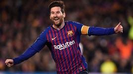Barcellona-Manchester United 3-0:Messi show, blaugrana in semifinale
