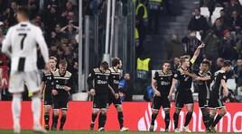 Champions, Juventus-Ajax 1-2: Ronaldo non basta, bianconeri fuori