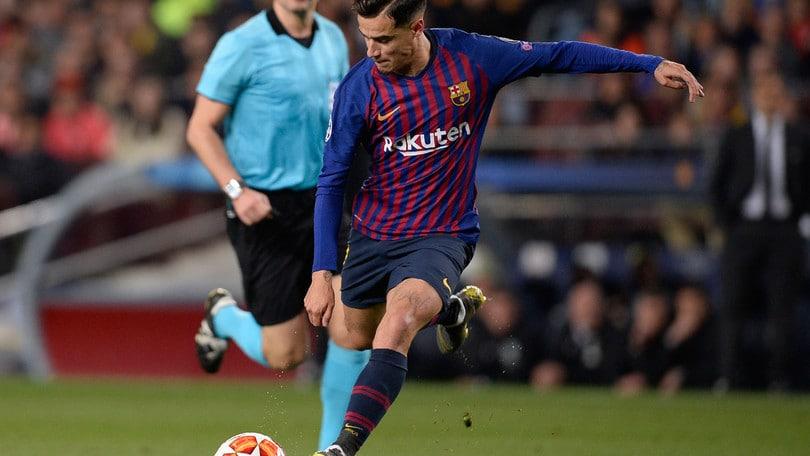 Coutinho al Bayern Monaco: è ufficiale