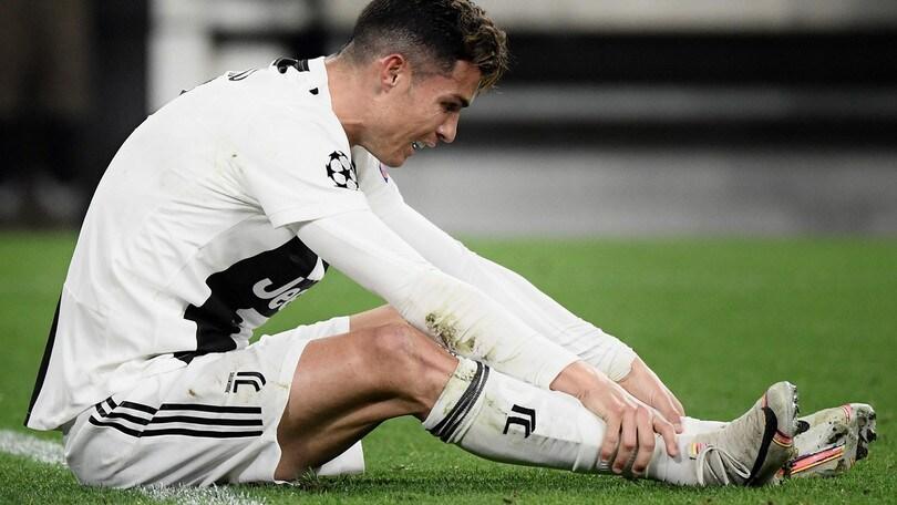 Cristiano Ronaldo riparte subito: shopping dopo l'eliminazione della Juve in Champions