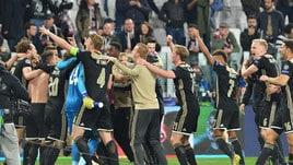 Ajax da circo: divertimento e grande festa a Torino!