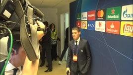 Juve, Cristiano Ronaldo lascia lo Stadium