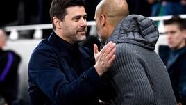 Diretta Manchester City-Tottenham ore 21: probabili formazioni e dove vederla in tv