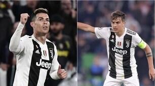 Champions, le pagelle della Juve: Ronaldo è il migliore, Dybala flop