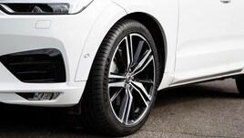 Michelin Pilot Sport 4 SUV, il test al volante