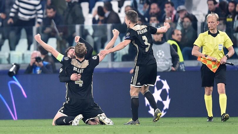 Champions League, ancora Ajax: la coppa ora vale solo 7,00