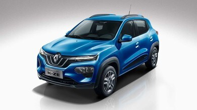 Renault CITY K-ZE, il crossover elettrico e globale