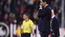 """Juventus, i tifosi """"esonerano"""" Allegri"""