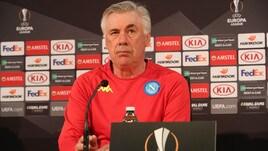 Napoli, Ancelotti: «Siamo l'unica italiana rimasta in Europa. Callejon rimane»