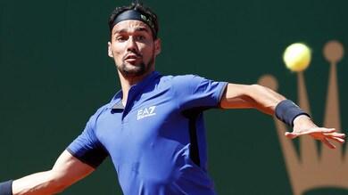 Tennis, Montecarlo: anche Fognini agli ottavi