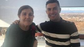 La mamma di Ronaldo: «È triste, ecco cosa mi ha detto��