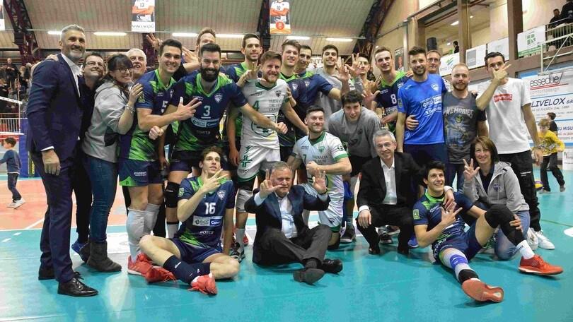 Volley: A2 Maschile, giovedì sera partono le Semifinali per la promozione