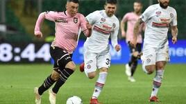 Serie B Palermo, Falletti: «Brescia e Lecce forti, ma noi arriveremo in alto»