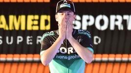 Giro di Turchia, Bennett fa il bis: sesto Finetto