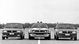 Lancia Delta: i 40 anni dell'iconica berlina italiana