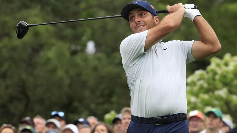 Golf, Molinari subito in campo dopo l'Augusta Masters