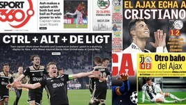 La stampa estera celebra l'Ajax: «I nipoti di Cruyff»