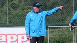 Europa League, Ancelotti indica la via per la semifinale