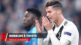Ronaldo è triste