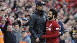 «Clamorosa lite con Klopp: Salah chiede la cessione»