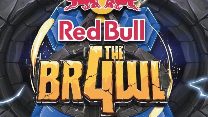 Red Bull presenta THE BR4WL: il torneo dedicato a Hearthstone