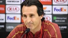 Emery: «Novanta minuti al San Paolo possono essere molto lunghi»