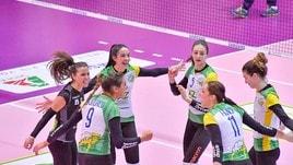 Volley: Play Off A2 Femminile, Orvieto e Caserta sfruttano il fattore campo