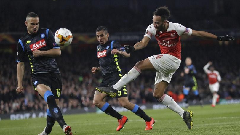 Diretta Napoli-Arsenal ore 21: formazioni ufficiali e dove vederla in tv