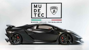 Lamborghini Mudetec: le immagini delle nuove mostre