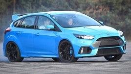 Ford Focus RS, contatto in anteprima FOTO