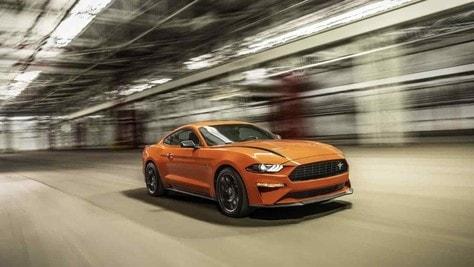 Ford Mustang, ancora più potenza con High Performance