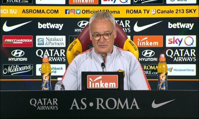 """Ranieri: """"Perdere contro l'Inter non cambierebbe la nostra determinazione"""""""