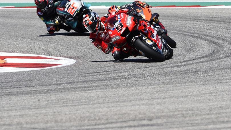 MotoGp: Aprilia, Yamaha, Suzuki, KTM e Ducati in pista per i test