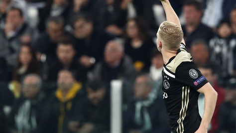 Champions: Ajax e Barcellona, quote aperte per il triplete