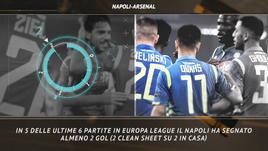 Europa League - Napoli, il San Paolo accende la speranza